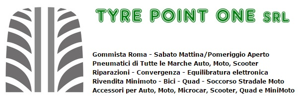 Tyre Point One S.r.l. Tor Tre Teste